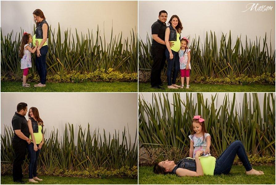Sesion de embarazo San Luis Potosí