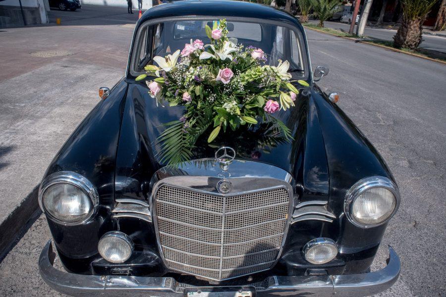 renta autos boda 1