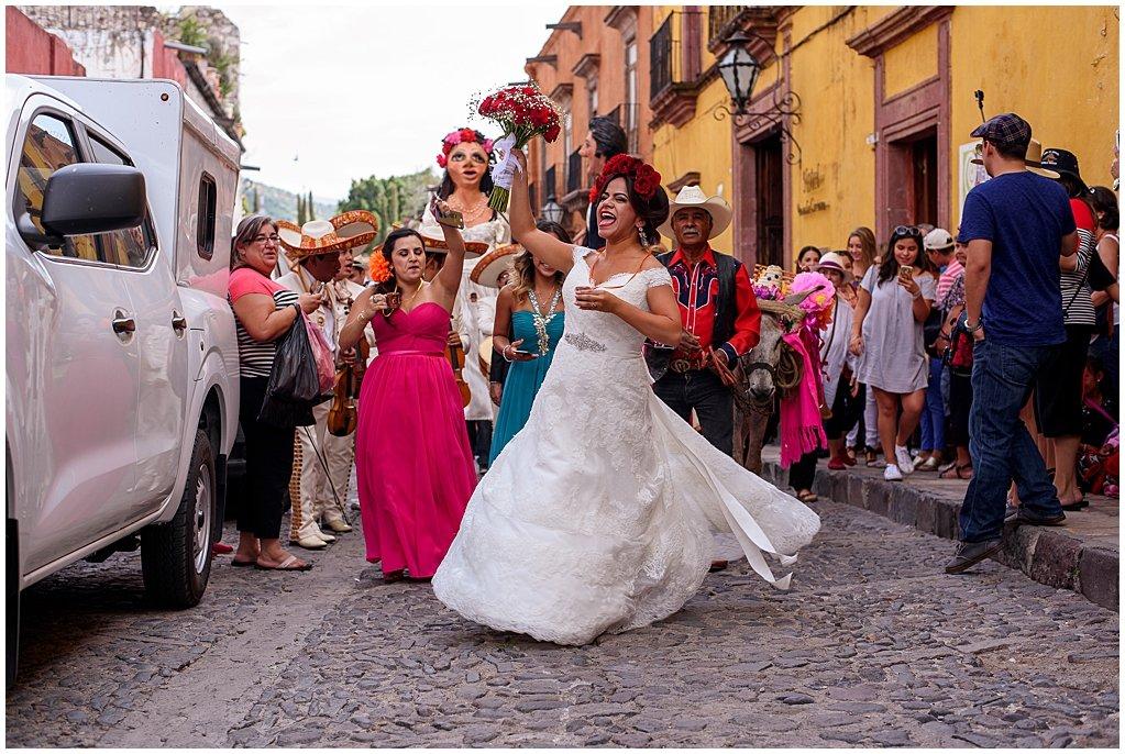 11 razones para casarse en San Miguel de Allende