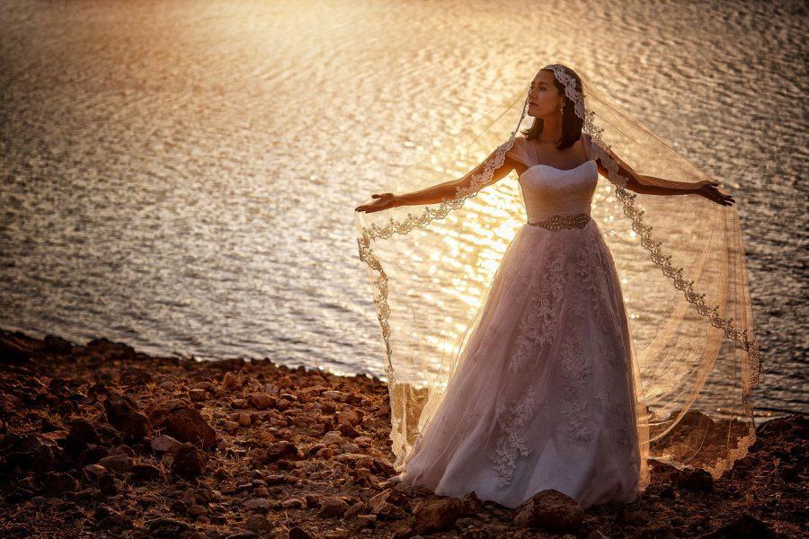 Vestidos de novia en tendencia para el 2021
