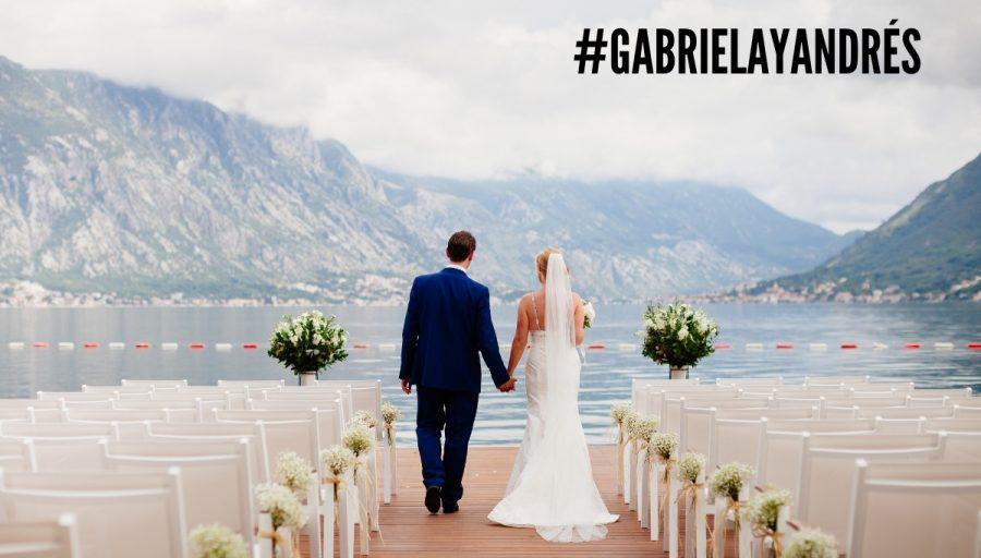 hashtag de boda 7