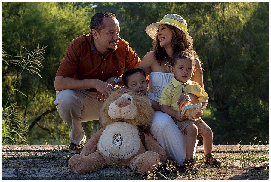 Fotos Familiares en San Luis Potosí