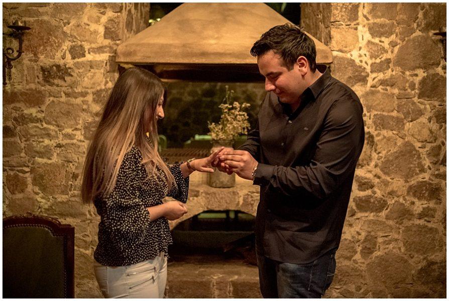 Propuesta Matrimonial en la Cava del Palacio San Agustín